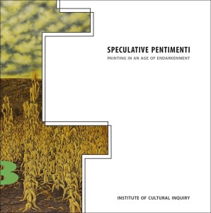 Speculative Pentimenti book cover