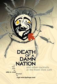 Death of a Damn Nation poster