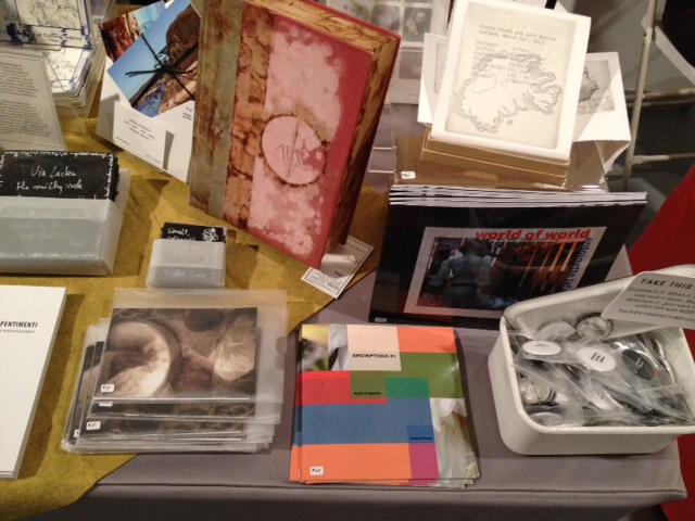 ICI at the LA Art Book Fair